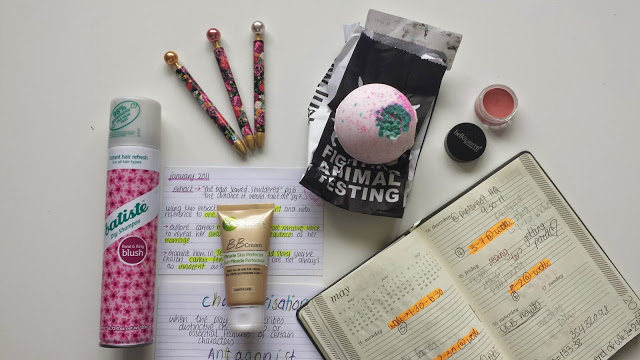 Exam Season Beauty Essentials