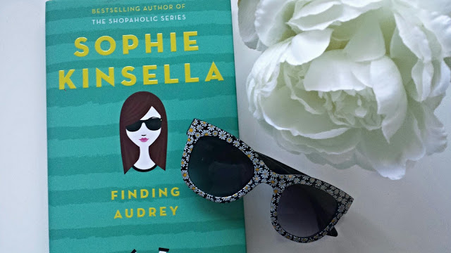 BOOK REVIEW – FINDING AUDREY