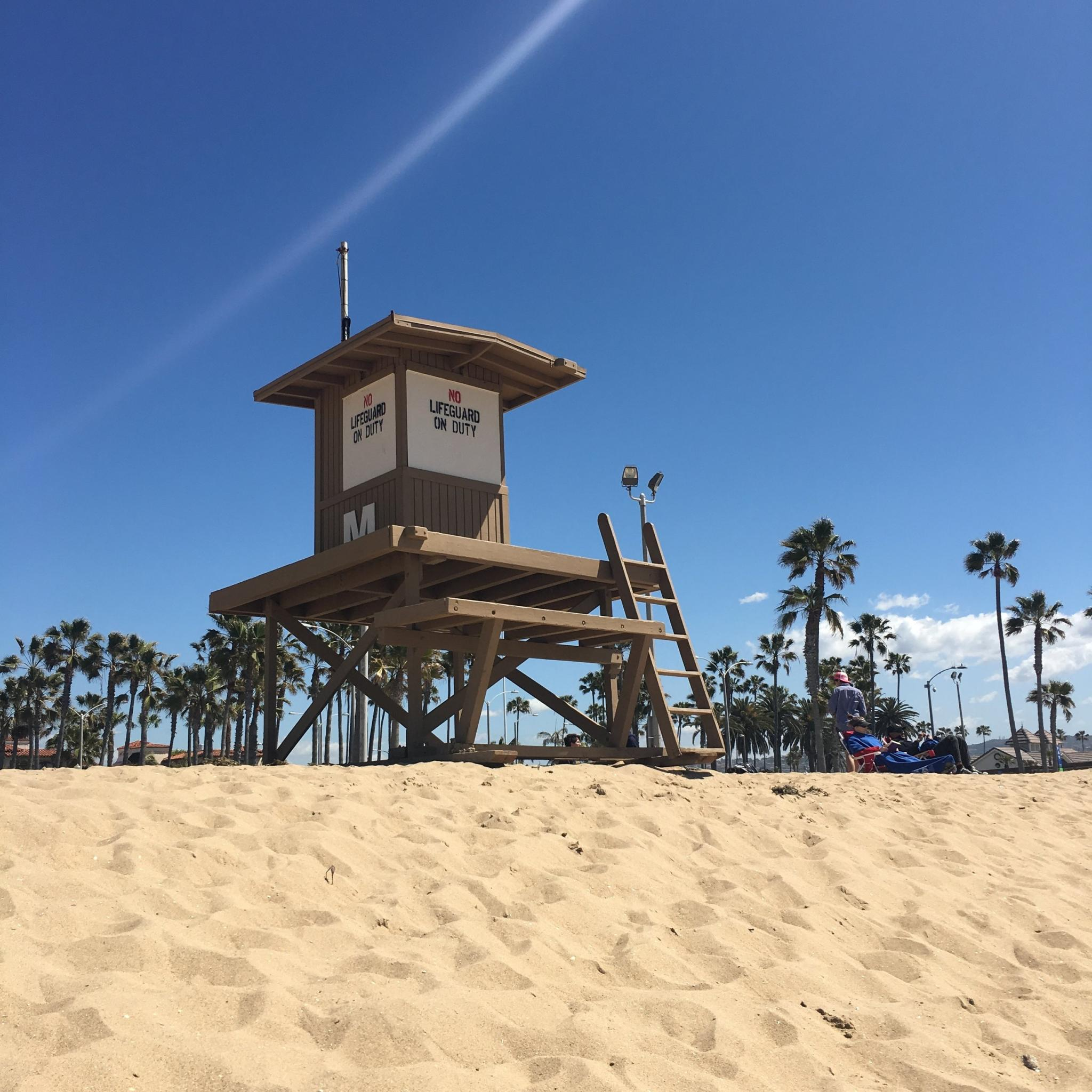 Travel Diary | LA & Huntingdon Beach, California