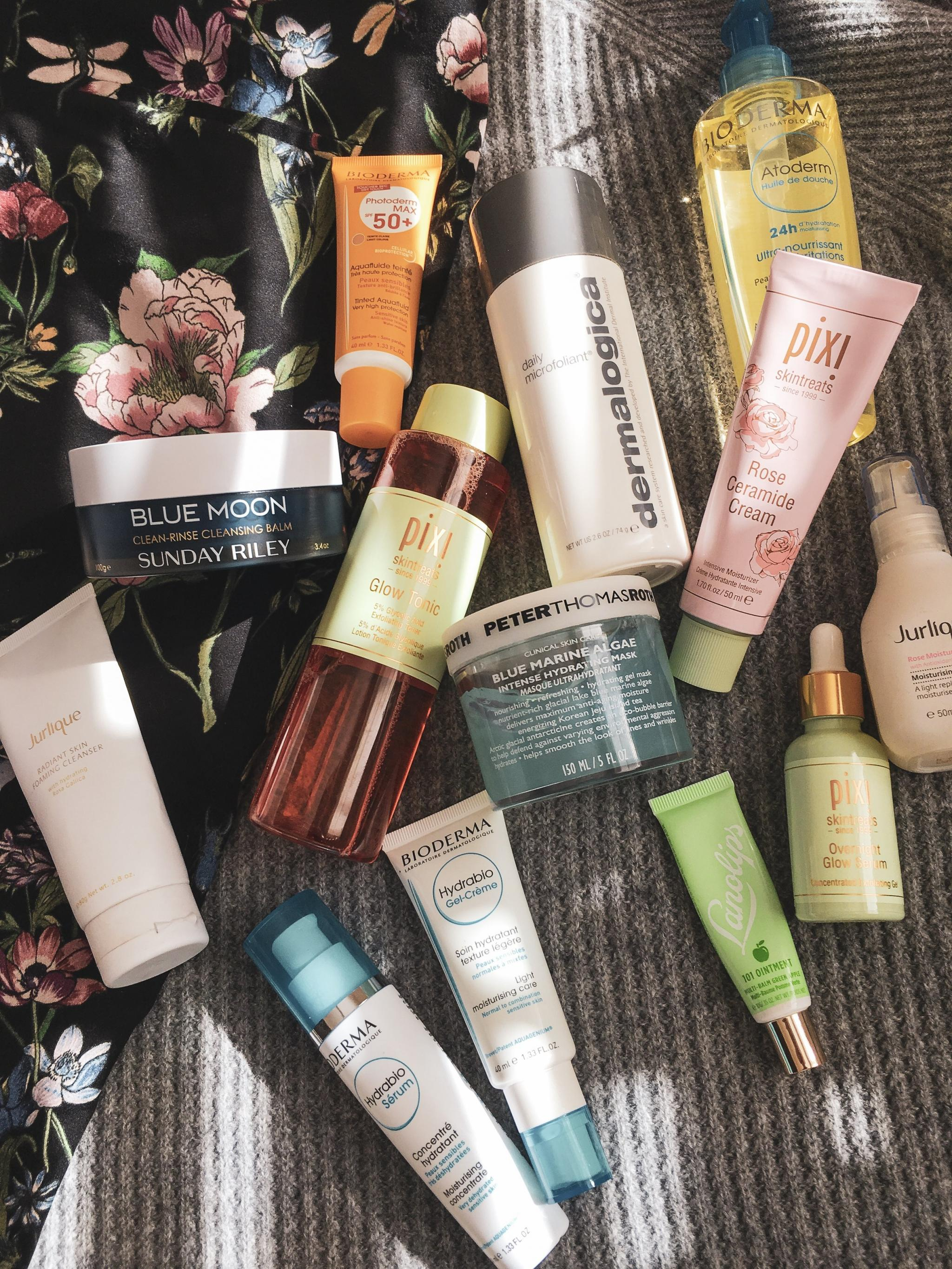 Summer to Autumn Transitional Skincare