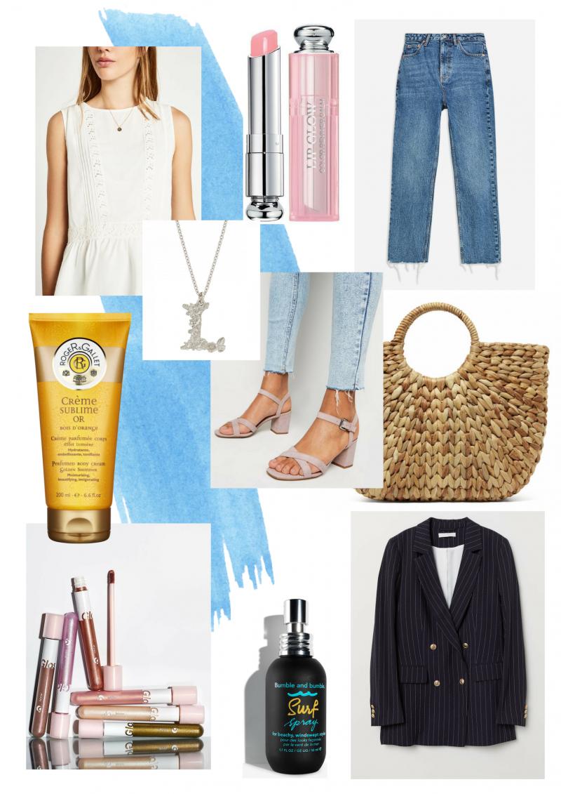 Spring Inspiration: Topshop, Glossier, Alex Monroe, Dior & more…