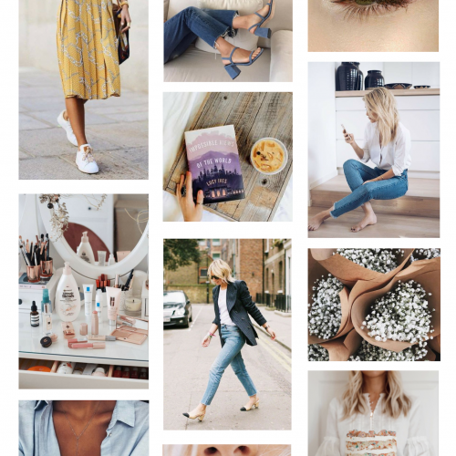 Spring Inspiration: Topshop, Glossier, Alex Monroe, Dior & more...